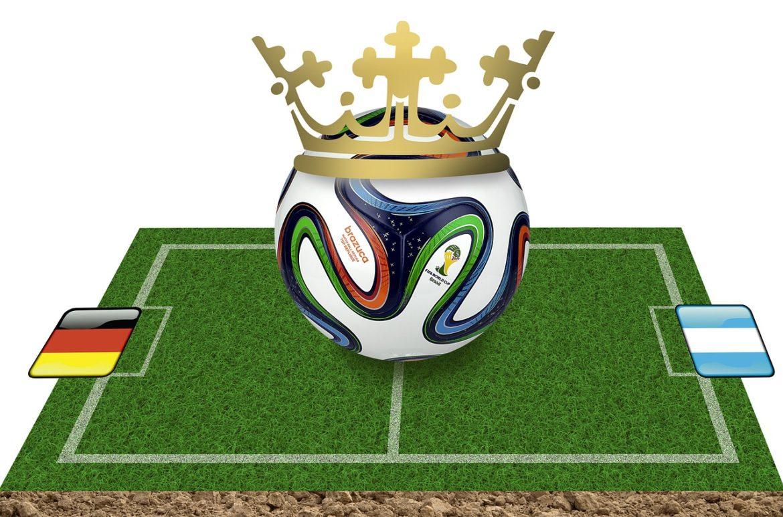 alte fußball wm rivalen argentinien und deutschland